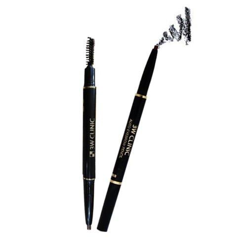 Auto Eyebrow Pencil 10g - Black