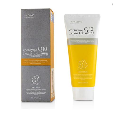 Foam Cleansing 100ml - Coenzyme Q10