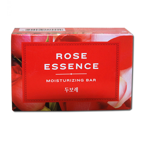 Rose Essence Moisturizing Bar 80g