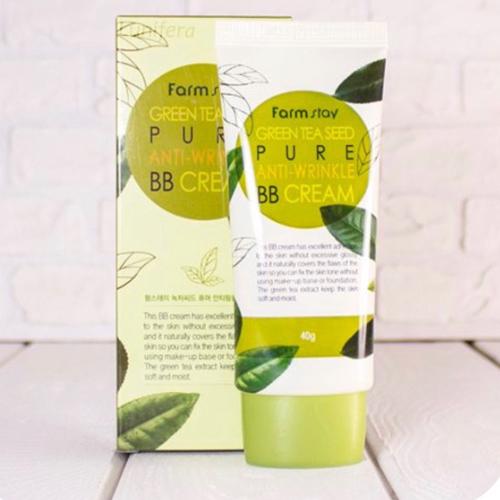 Green Tea Seed Pure Anti Wrinkle BB Cream 40g