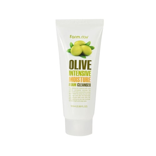 Olive Intensive Moisture Foam Cleanser 100ml