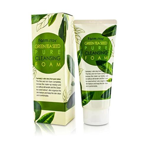 Pure Cleansing Foam 180ml - Green Tea