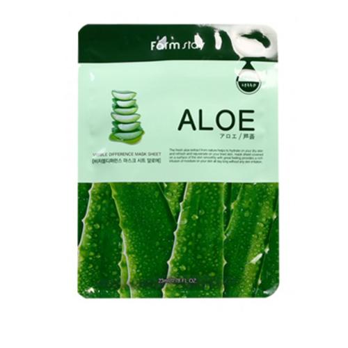 Visible Difference Mask Sheet 10ea - Aloe