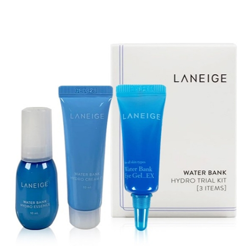 Water Bank Hydro Kit Sample - 3 Items