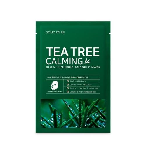 Tea Tree Calming Glow Luminous Ampoule Mask 1ea