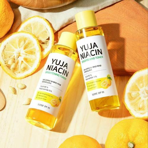 Yuja Niacin 30days Miracle Brightening Toner 150ml