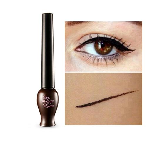 Oh M'eye Line Liquid Eyeliner - Brown