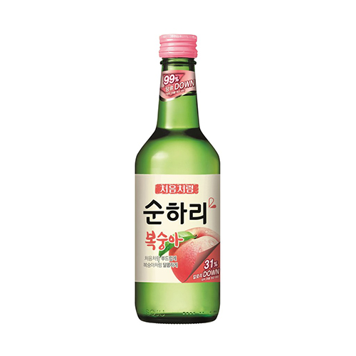Chumchurum Sunhari Peach Soju 360ml