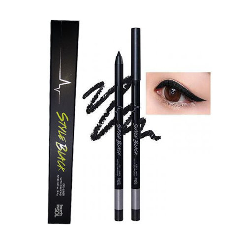 Style Black Gel Liner with Diamond (Eye Liner) #1