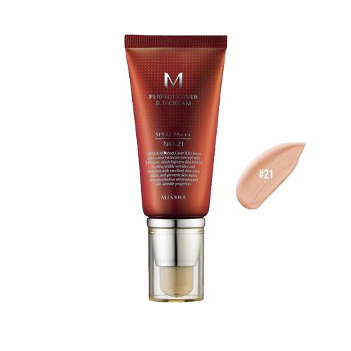 M Perfect Cover BB Cream SPF42 PA+++ Limited 50ml #21