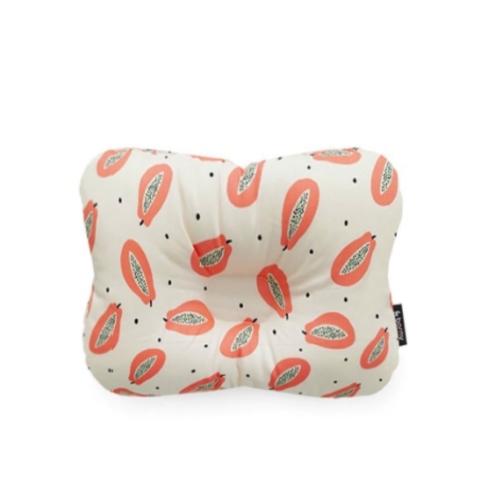 New Born Pillow - Tropical Papaya