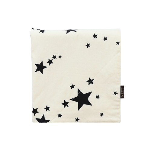 Large Blanket -  Starry Night (white)