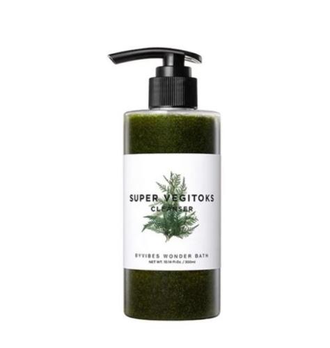 Super Vegitoks Cleanser Green - 300ml