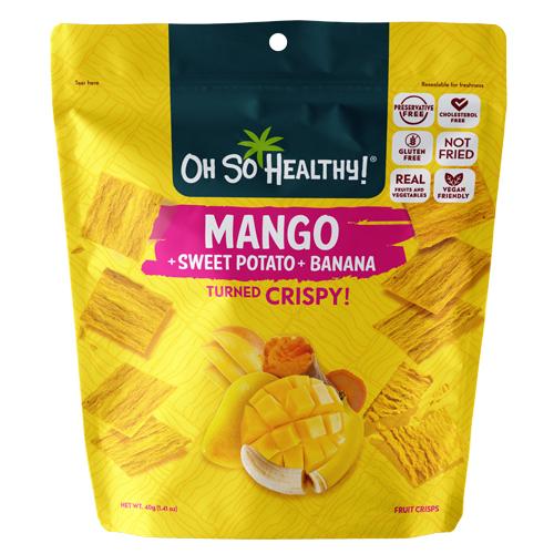 Mango Sweet Potato Banana 40g