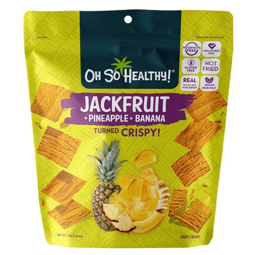 Jackfruit Pineapple Banana 40g