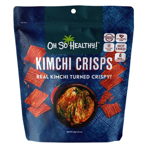 Kimchi Crisps 50g