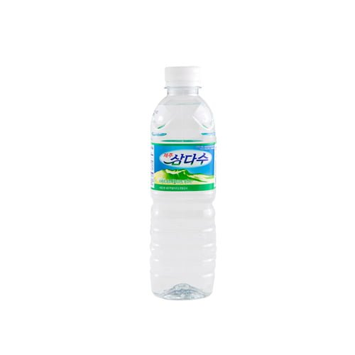 Samdasoo Natural Mineral  Water 500ml