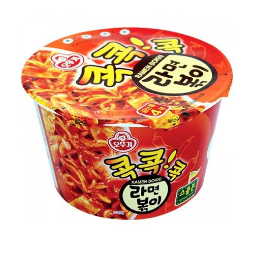 Ramen Bokki Cup Noodles 120g