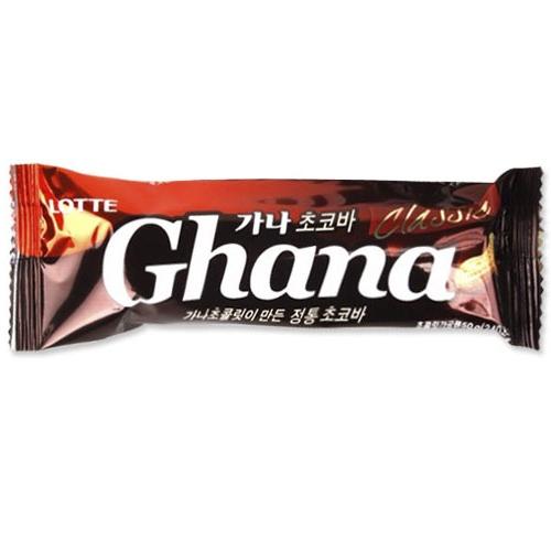 Ghana Chocolate Bar 50g