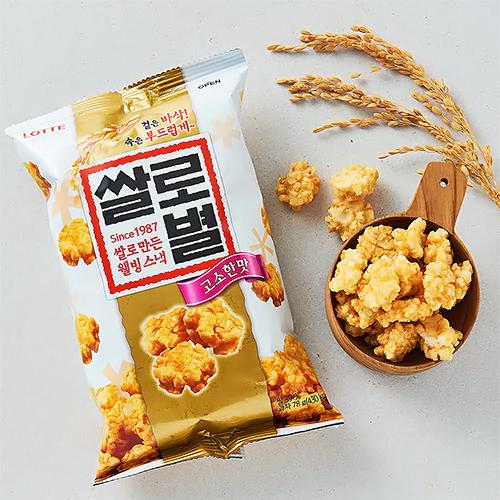 Ssalobyul Rice Snack 78g