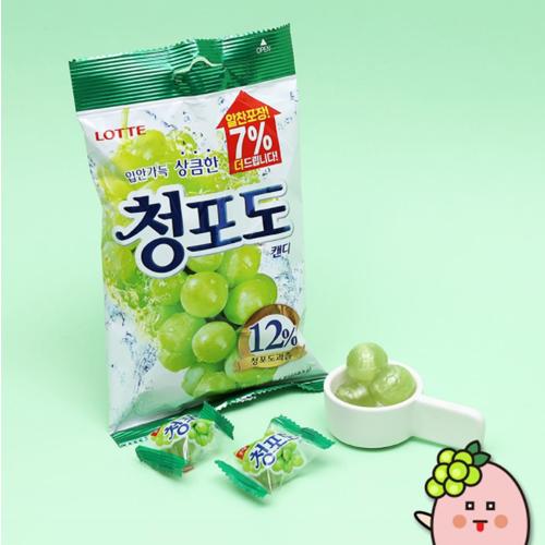 Green Grape Candy 153g