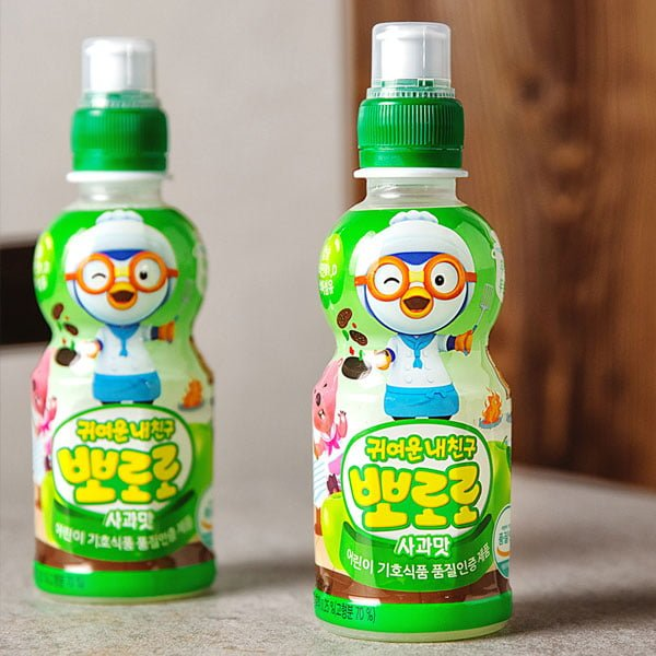 Pororo Milk (apple) 235ml