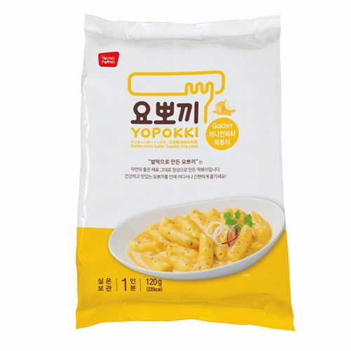 Yopokki Golden Onion Butter120g