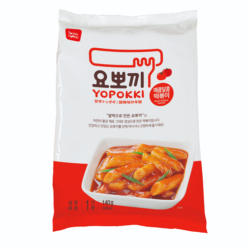 Yopokki Sweet & Spicy140g