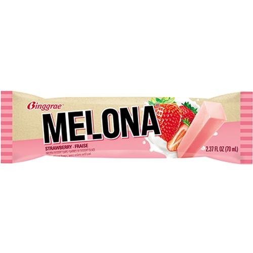 Melona Ice Cream Strawberry Flavor 70ml