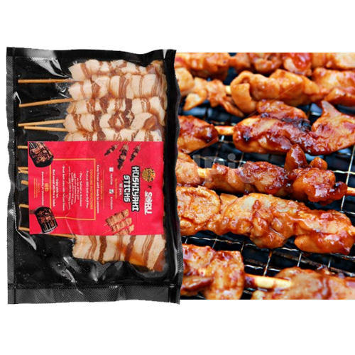 Chicken Yakitori (For Grilling)  10pcs