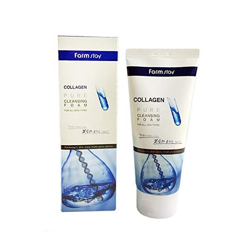 Pure Cleansing Foam 180ml - Collagen