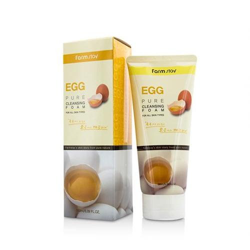 Pure Cleansing Foam 180ml - Egg