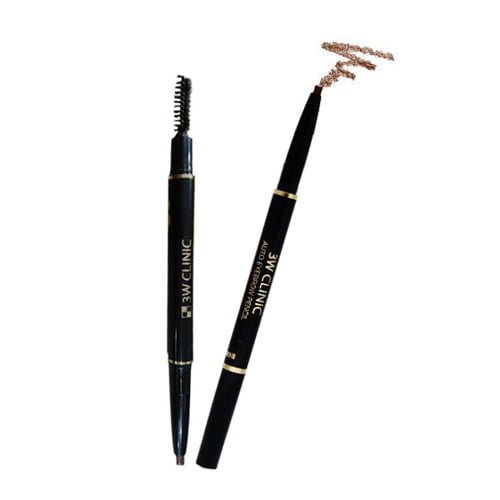 Auto Eyebrow Pencil 10g - Brown