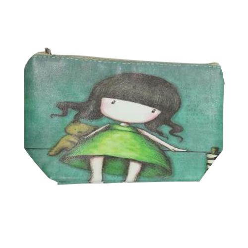 Little Girls Pouch - Green