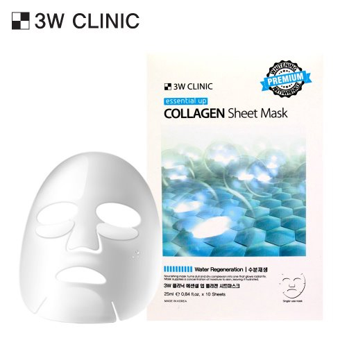 Essential Up Collagen Sheet Mask 10ea
