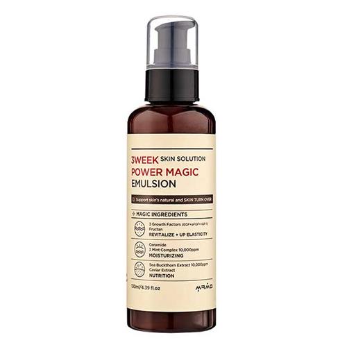 3Week Skin Solution Power Magic Emulsion 130ml