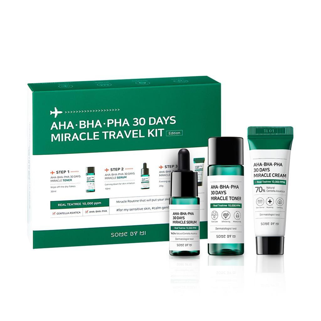 AHA BHA PHA 30 Days Miracle Travel Kit