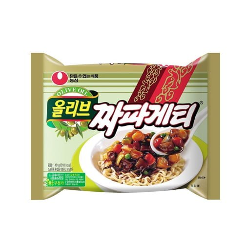 Chapagetti Black Ramen Korean Noodle 140g