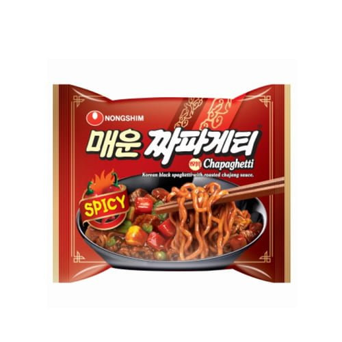 Spicy Black Noodle (Chapagetti) 137g