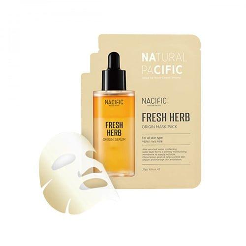 Fresh Herb Origin Mask Pack 27g*1ea
