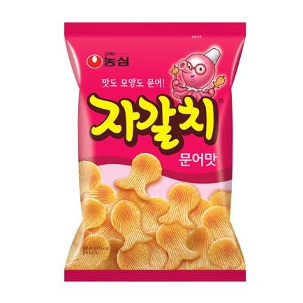 Jagalchi Taco Chips 90g