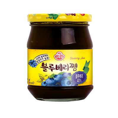 Blueberry Jam 300g