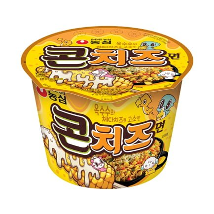 Corn Cheese Noodle Cup 104g