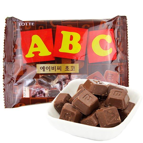ABC Chocolate 65g