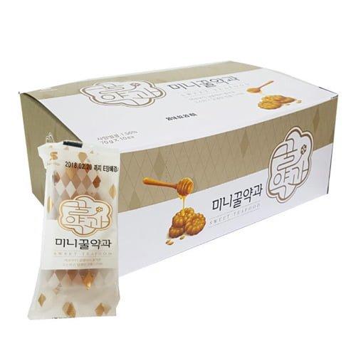 Mini honey yakgwa 70G