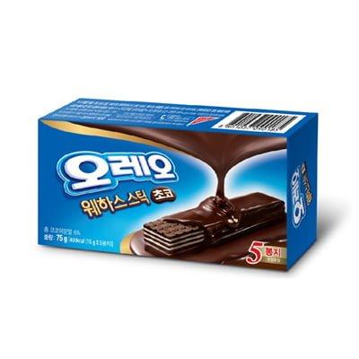 Oreo Wafer Stick Choco 75g