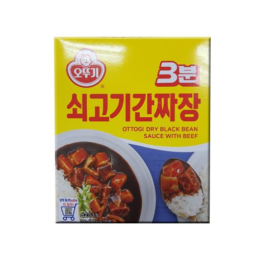 3Mins Beef Gan Jjajang 200g