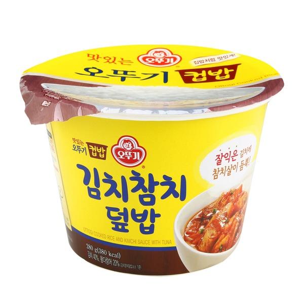Cooked Rice Kimchi & Tuna 280g