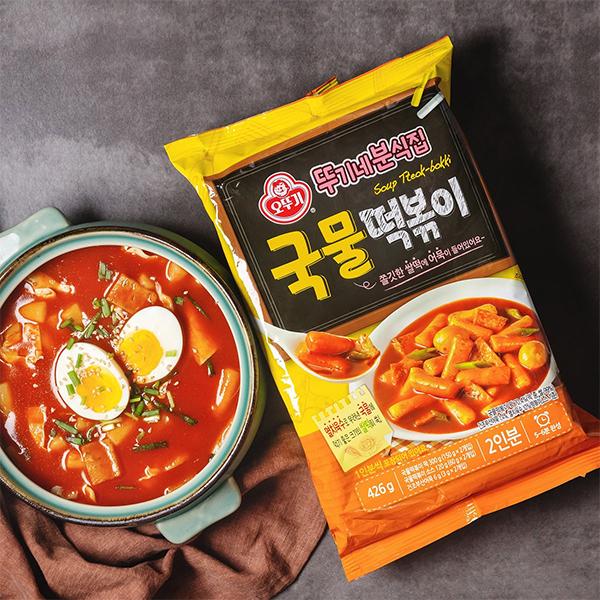 Soup Tteok-bokki 426g