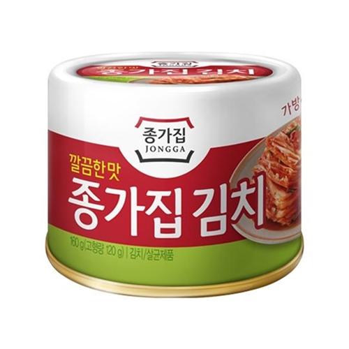 Kimchi Can 160g